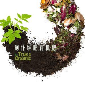 绿康有机园艺:城市中制作堆肥的全攻略!