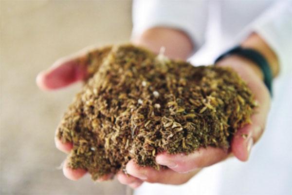 稻壳发酵有机肥_成都绿康有机肥
