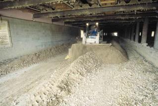 多层养殖设施堆肥系统工程