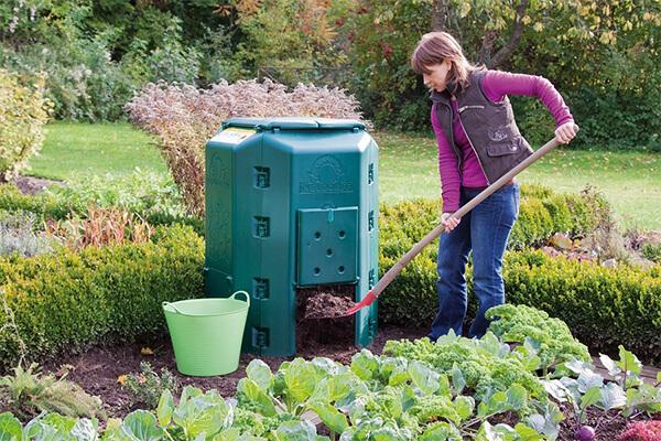 堆肥如何运作,我该如何控制它
