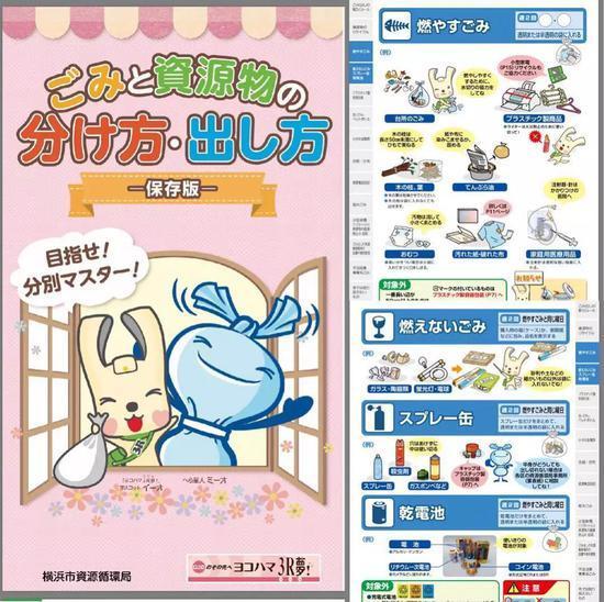 日本垃圾分类教育从幼儿园开始