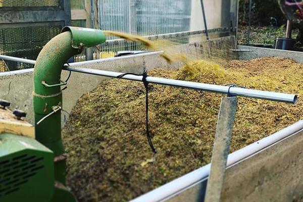 日本废弃物堆肥的常见方法