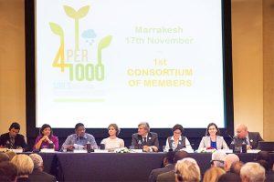 """什么是""""千分之四""""倡议,土壤农业对气候变化有什么作用?"""