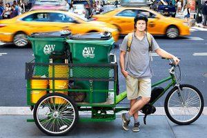 纽约市有机物微处理,给我们带来的思考及解决方案